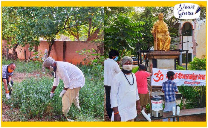 Swach Bharath Gandhi Jeyanthi
